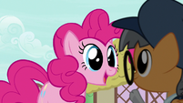 "Pinkie Pie ""fan-tizzy-astic!"" S7E18"