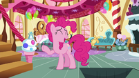 "Pinkie Pie ""no reason"" S8E3"