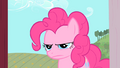 Pinkie Pie gives Applejack a stare S1E25.png