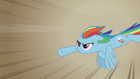 Rainbow flies fast S5E8