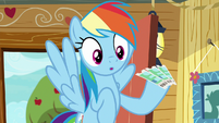 Rainbow surprised by Crusaders' reaction S9E12