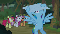 Rainbow unable to read the map S9E13