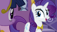 Rarity -we can't let that happen- S03E13