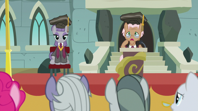 """File:Rusty Tenure """"excuse me, Doctor Pie"""" S7E4.png"""