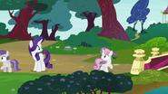 S07E06 Sweetie Belle wymyka się od Rarity