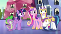 "Shining Armor ""we posted the extra guards"" S6E16.png"