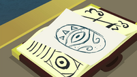 Sketch drawing of the Memory Stone EGFF