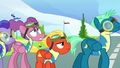 Sky Stinger looking bitter at front of the line S6E24.png