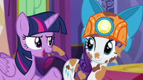 """Twilight """"I think we might want something a little more practical"""" S6E5"""