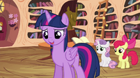 Twilight -I already told you- S4E15