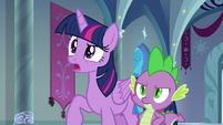 "Twilight Sparkle ""grudge?"" S9E4"