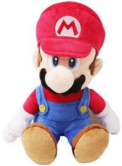 Mario-plush-sanei