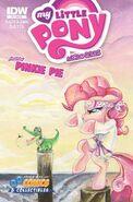 MLPFIM Pinkie Pie Micro Double Midnight RE Cover