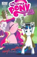 MLPFIM 11 Hot Topic RE Cover