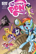 MLPFIM 13 Cover A