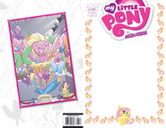 MLPFIM Fluttershy Micro Jetpack-Larry's Blank RE Cover