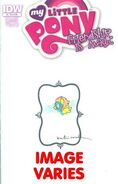 MLPFIM 2 Katie Cook Original Sketch Covers 4