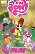 MLP Micro-Series CMC Cover A