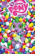 MLP Micro-Series Spike Cover A