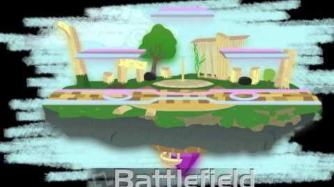 Super Smash Ponies - Battlefield
