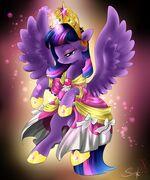 Princess Twilight by artist-smilesmilesmilex3