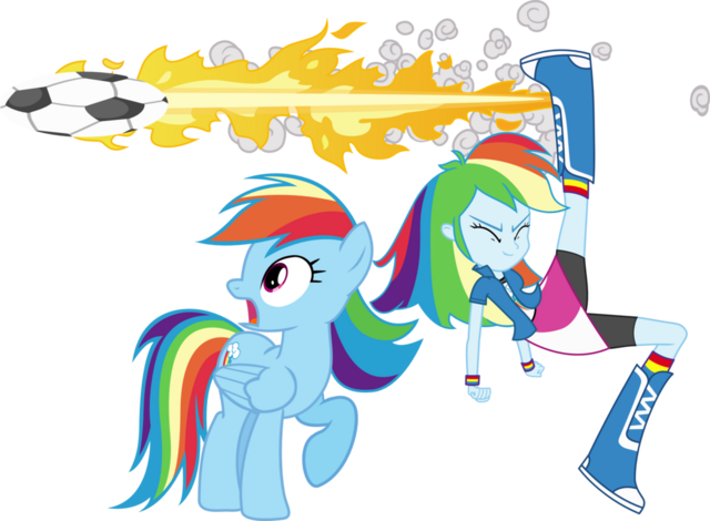 File:Rainbow dash and rainbow dash by hampshireukbrony.png