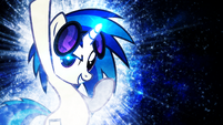 Vinyl Scratch wallpaper by artist-tzolkine
