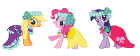 Mlp bridemaids
