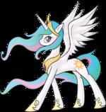 Princess Celestia by artist-quanno3