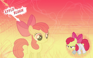 FANMADE fim apple bloom wallpaper by milesprower024-d3ewnml
