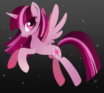 Twilight Sparkle alicorn by artist-sajira