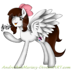 Mlp arttrade with jennabun by andreianamaria13-d8a9orl