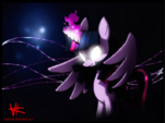 Alicorn Twilight wallpaper by artist-unitoone