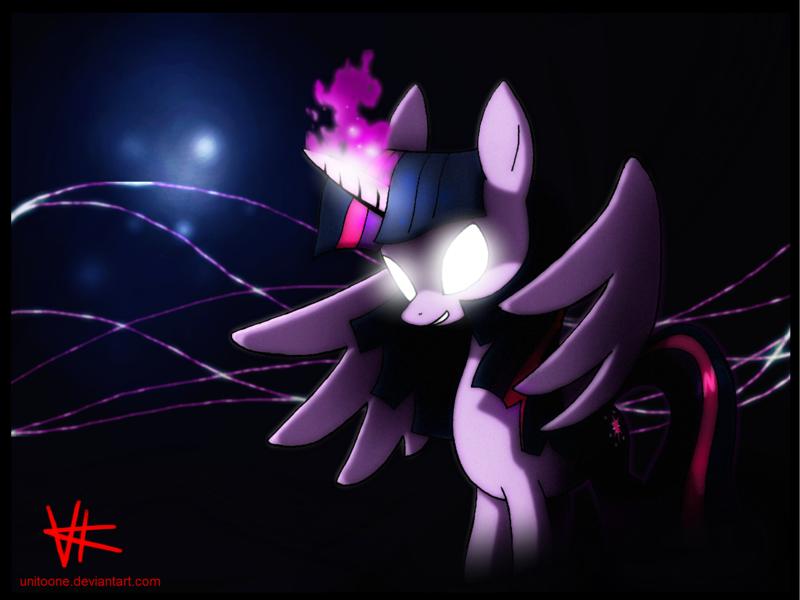 Alicorn Twilight Wallpaper By Artist Unitoone