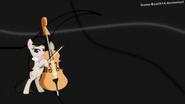Octavia wallpaper by artist-game-beatx14