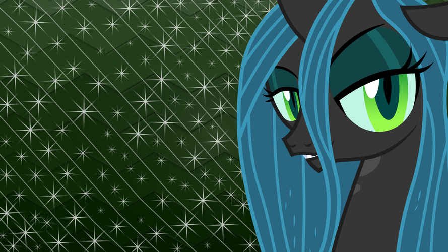 My Little Pony Characters Coloring Pages : Image queen chrysalis by artist jamesg2498.png my little pony