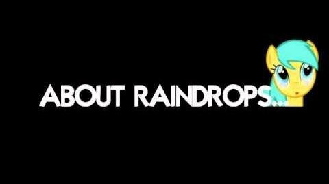About Raindrops (MLP FIM song)