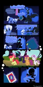 Nightmare Moon Kazoo by Dotrook