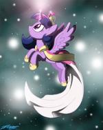Princess Twilight by artist-willdrawforfood1