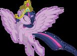 Twilight Sparkle Alicorn Pony by artist-utahraptorz-poniez