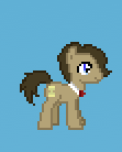 Doctor Whooves sprite