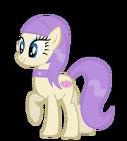 Other Spa Pony by DantonDamnark