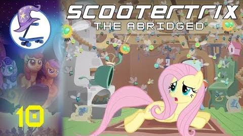 My Little Pony Scootertrix the Abridged Episode 10