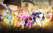 The New Main Six Royal Guard