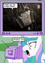 259593 UNOPT safe princess-celestia tv-meme death optimus-prime 51315a2ba4c72d93e40001d3 jpg