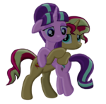 SunGlimmer hug of empathy by SunsetMajka626