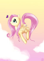 Fluttershy by tamponandtwilaloop