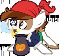 Pipsqueak in Costume