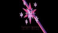 Twilight Sparkle wallpaper by artist-chaoslight115