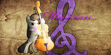 Octavia wallpaper by artist-sonicfan6677
